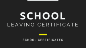 School Leaving Certificate: Template And Examples Of School pertaining to School Leaving Certificate Template