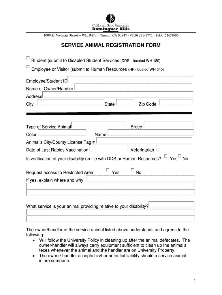 Service Dog Certification Download - Fill Online, Printable Regarding Service Dog Certificate Template