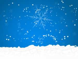 Snow Powerpoint – Free Ppt Backgrounds And Templates pertaining to Snow Powerpoint Template