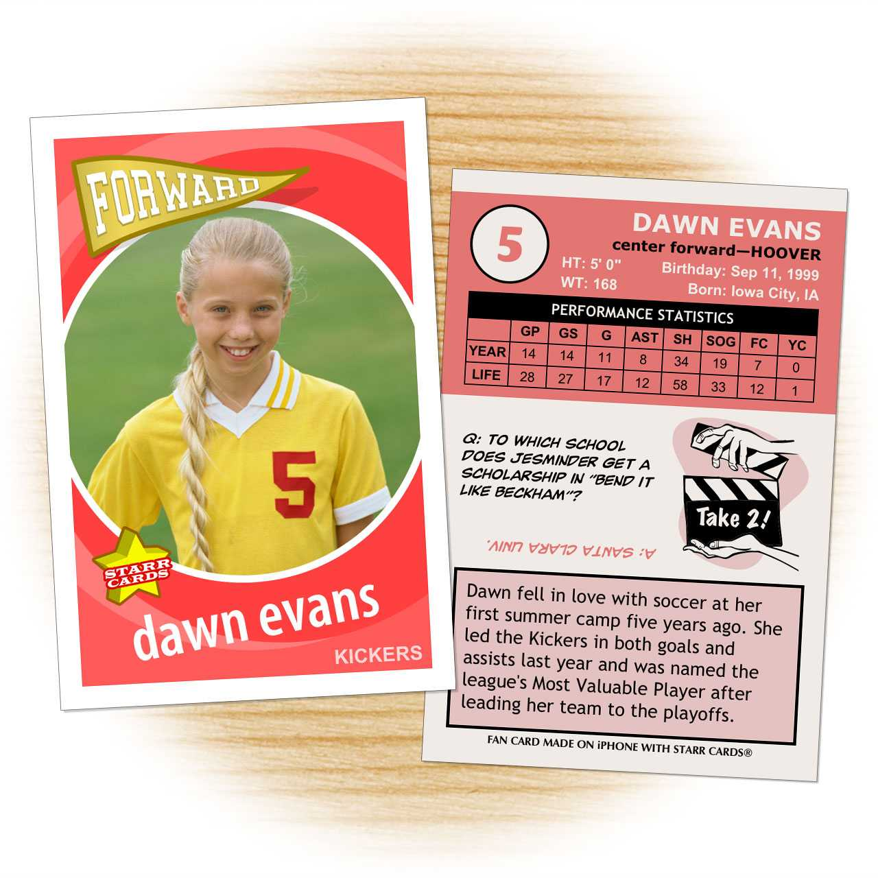 Soccer Card Template ] - Soccer Invitations Amp Intended For Soccer Trading Card Template