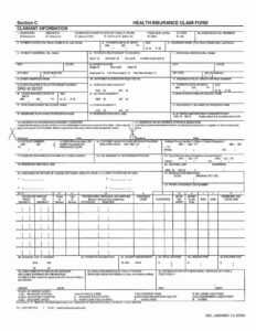 Social Security Disability Benefit Application Form Pdf for Social Security Card Template Pdf