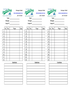 Softball Linesups Made Easy – Fill Out And Sign Printable Pdf Template |  Signnow within Free Baseball Lineup Card Template