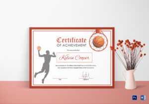 Sports Award Certificate Template Word – Best Business Templates throughout Sports Award Certificate Template Word