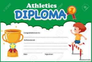 Sports Day Certificate Templates Free – Tomope.zaribanks.co with regard to Player Of The Day Certificate Template