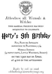 Stacks And Flats And All The Pretty Things: Harry with regard to Harry Potter Certificate Template