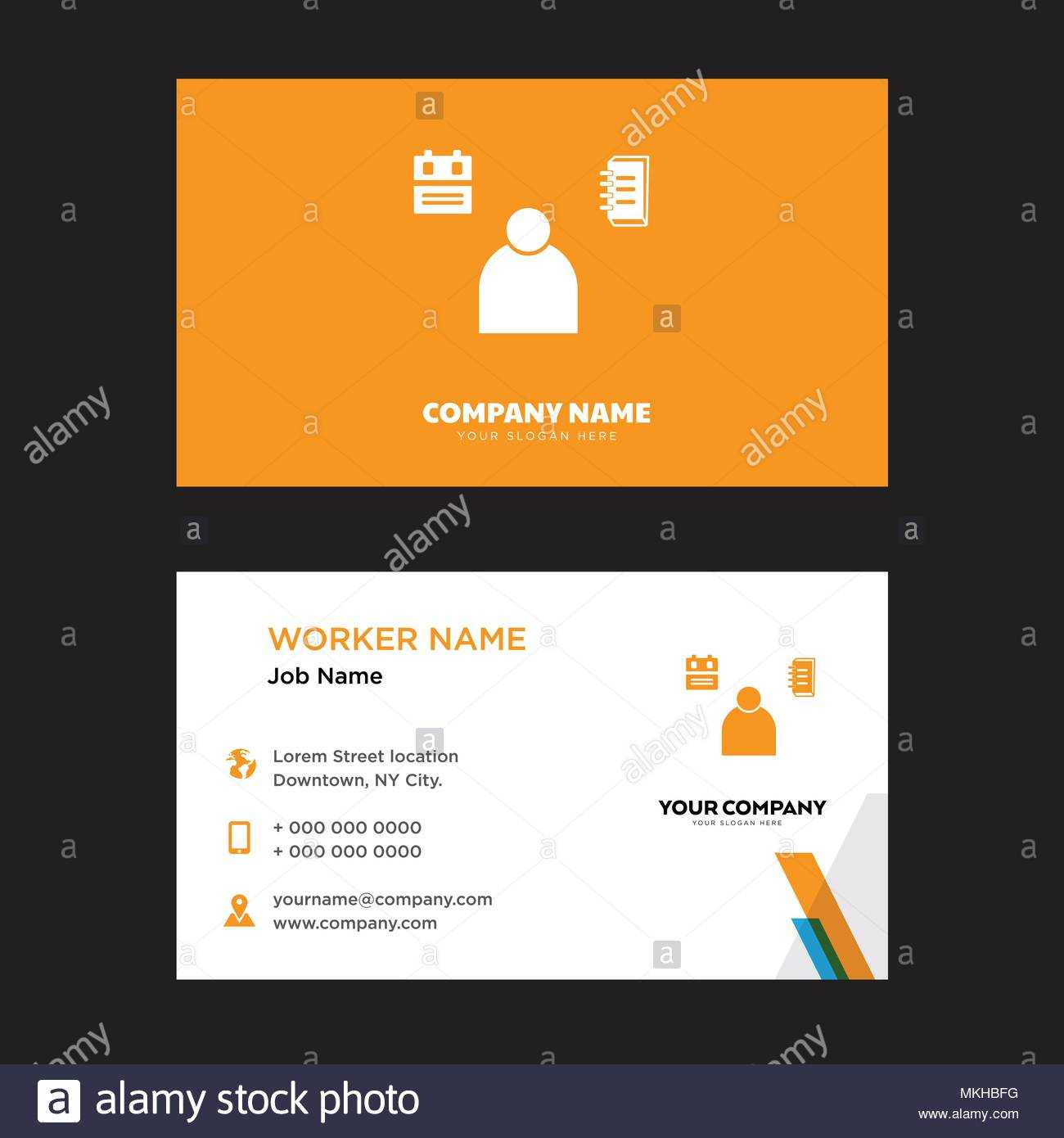 Student Business Card Design Template, Visiting For Your In Student Business Card Template