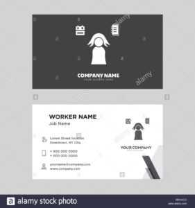 Student Business Card Design Template, Visiting For Your inside Student Business Card Template