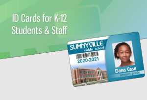 Student Id Badges & Cards For School | Instantcard pertaining to Faculty Id Card Template