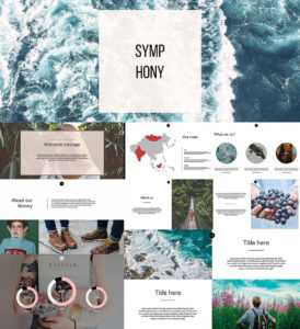 Symphony Powerpoint Templates | Free Download with regard to Powerpoint Templates Tourism