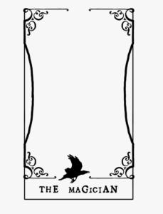 Tarot Blank Card Template – Tarot Card Template Png with regard to Blank Magic Card Template