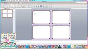 Task Card Templates   Technically Speaking With Amy with regard to Task Card Template