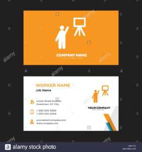 Teacher Business Card Design Template, Visiting For Your with Teacher Id Card Template