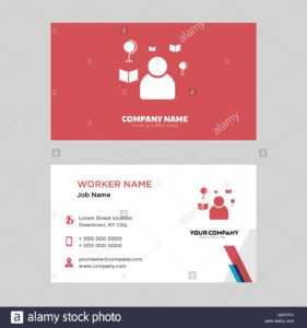 Teacher Business Card Design Template, Visiting For Your within Teacher Id Card Template