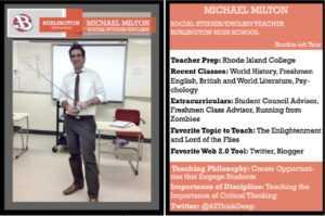 Teacher Trading Cards: Make Your Own! | Michael K. Milton regarding Superhero Trading Card Template