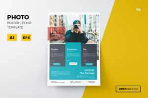 The 15 Best Flyer Templates For Adobe Photoshop & Illustrator in Brochure Templates Adobe Illustrator
