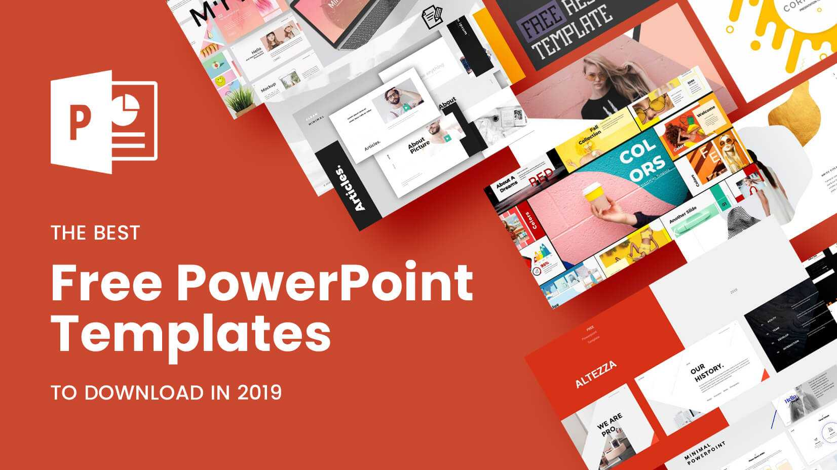 The Best Free Powerpoint Templates To Download In 2019 Inside Powerpoint Slides Design Templates For Free