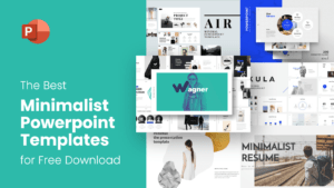 The Best Minimalist Powerpoint Templates For Free Download with How To Design A Powerpoint Template
