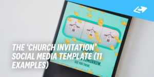 The 'church Invitation' Social Media Template (11 Examples in Church Invite Cards Template