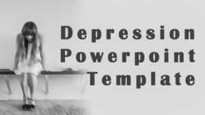 The Great Depression Powerpoint Template - Youtube in Depression Powerpoint Template