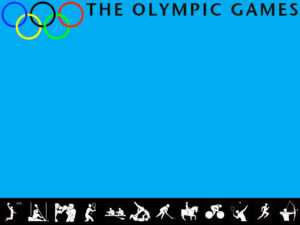 The Olympic Games Powerpoint Template | Adobe Education Exchange intended for Powerpoint Template Games For Education