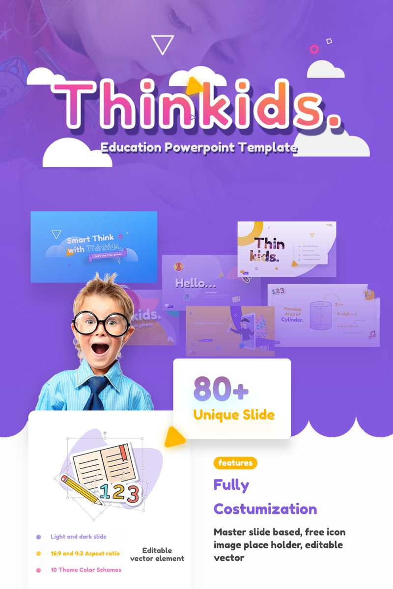 Thinkids - Fun Games & Education Pertaining To Powerpoint Template Games For Education