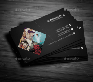 Top 26 Free Business Card Psd Mockup Templates In 2019 regarding Free Business Card Templates For Photographers