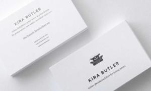 Top 32 Best Business Card Designs & Templates inside Designer Visiting Cards Templates