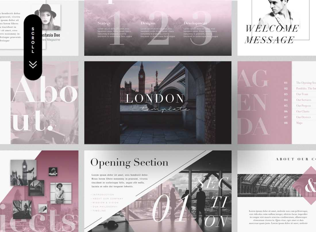 Top 37 Free Templates For Apple Keynote 2019 - Colorlib Throughout Keynote Brochure Template