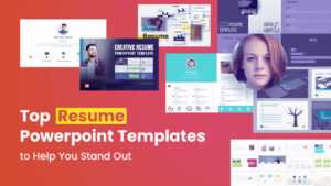 Top Resume Powerpoint Templates To Help You Stand Out with Powerpoint 2007 Template Free Download