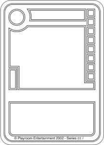 Trading Card Clipart intended for Trading Cards Templates Free Download