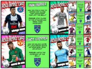 Trading Cards: Put Those Templates To Use! | Plasq throughout Soccer Trading Card Template