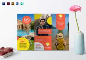 Travel Agency Brochure Template for Word Travel Brochure Template