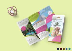 Travel And Tour Brochure Template intended for Word Travel Brochure Template