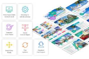 Travel And Tourism Powerpoint Presentation Template – Yekpix intended for Powerpoint Templates Tourism