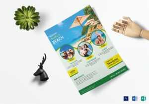 Travel Brochure Design – Tourism Company And Tourism for Travel Brochure Template Ks2