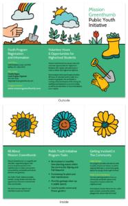 Tree Planting Brochure Template in Volunteer Brochure Template