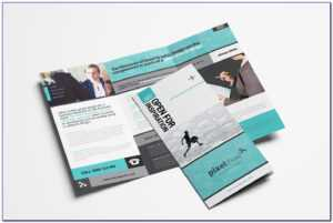 Tri Fold Brochure Templates Free | Marseillevitrollesrugby in Brochure Templates Free Download Indesign