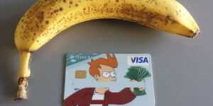 """Tv And Movie News You Can Own A Futurama """"shut Up And Take with regard to Shut Up And Take My Money Card Template"""