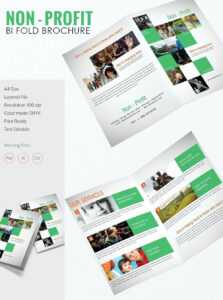 Two Fold Brochure Template Free Download – Vmarques regarding Microsoft Word Brochure Template Free