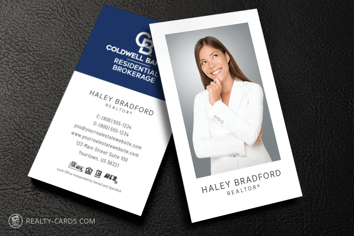 Unique Coldwell Banker Business Card Template Intended For Coldwell Banker Business Card Template