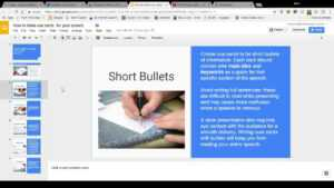 Using Google Slides To Make Cue Cards For Your Speech with Google Docs Index Card Template