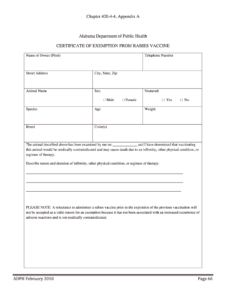 Vaccination Certificate Format Pdf – Fill Online, Printable with regard to Rabies Vaccine Certificate Template