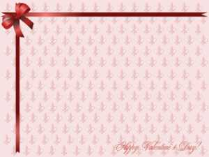 Valentine Powerpoint – Free Ppt Backgrounds And Templates throughout Valentine Powerpoint Templates Free