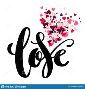 Valentine S Day Creative Artistic Hand Drawn Card. Vector with regard to Valentine Card Template Word