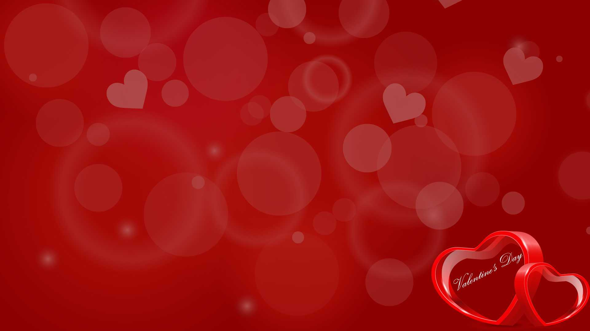 Valentines Day Heart Background For Powerpoint - Love Ppt Throughout Valentine Powerpoint Templates Free