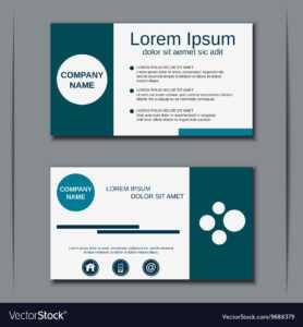 Visiting Card Design Template for Designer Visiting Cards Templates