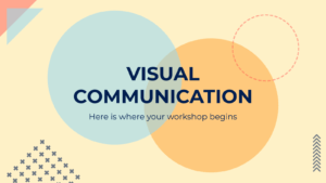 Visual Communication Workshop Google Slides Theme And inside Powerpoint Templates For Communication Presentation