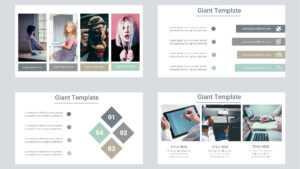 Vita Free Powerpoint Template regarding Biography Powerpoint Template