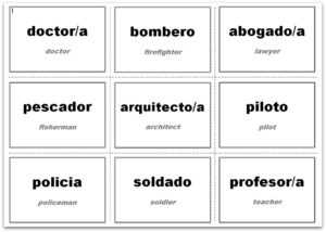 Vocabulary Flash Cards Using Ms Word intended for Microsoft Word Index Card Template