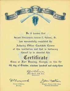 War Stories Of An Armed Savage – Part 13: Awards within Army Good Conduct Medal Certificate Template